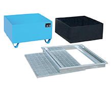Sump Trays Type AW/PE