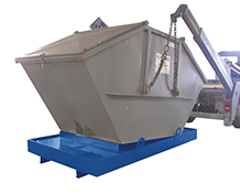 Basin for skips Type CW