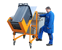 Wheelie Bin Tipping Stations Type MKS