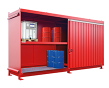 Shelf Container Type CEN