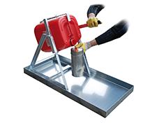 Accessories for Sump Trays / Hazardous Materials Depots